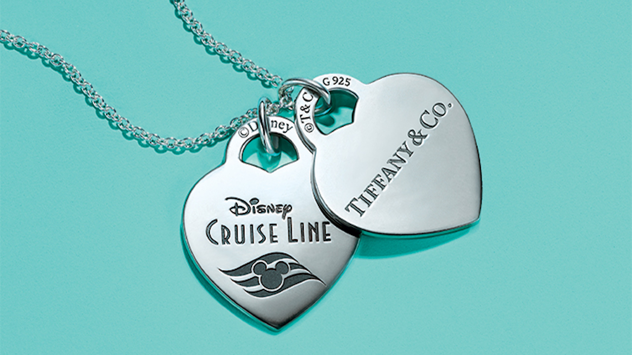 Exclusive Tiffany Amp Co Jewelry Unveiled On The Disney