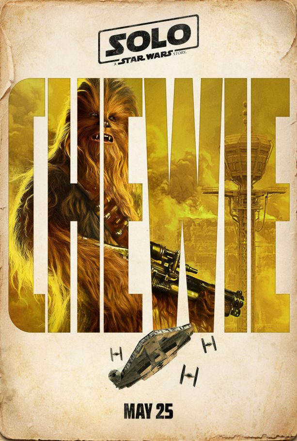 """Solo: A Star Wars Story"" - Chewie"