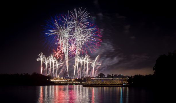 Ferrytale Fireworks: A Sparkling Dessert Cruise at Magic Kingdom Park