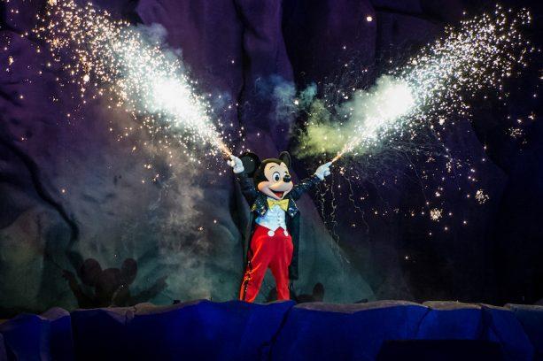'Fantasmic!' Dining Packages at Disney's Hollywood Studios