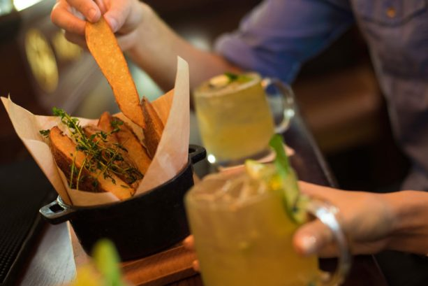 Dub Schpuds and The Gold Cup at Raglan Road™ Irish Pub & Restaurant on the Disney Springs Bourbon Trail