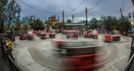 Mater's Junkyard Jamboree at Disney California Adventure Park
