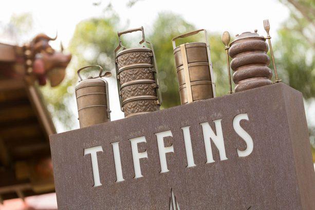 Tiffins restaurant at Disney's Animal Kingdom