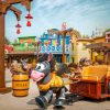Woody's Roundup in Disney·Pixar Toy Story Land at Shanghai Disneyland