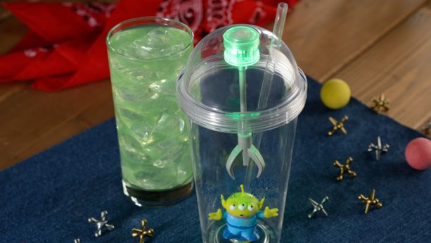 Alien Sipper from Woody's Lunch Box in Toy Story Land at Disney's Hollywood Studios