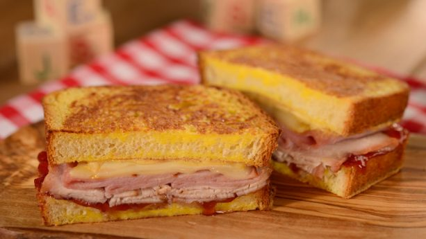 Monte Cristo from Woody's Lunch Box in Toy Story Land at Disney's Hollywood Studios