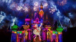 Together Forever - A Pixar Nighttime Spectacular' at Disneyland Park