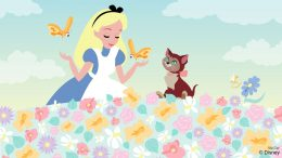 Alice Explores The Epcot International Flower & Garden Festival - Disney Doodle