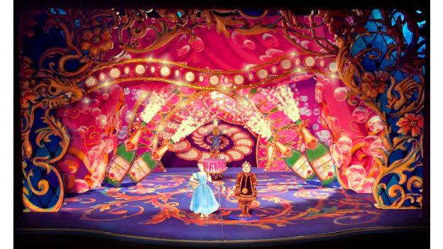 Shanghai Disney Resort's BEAUTY AND THE BEAST Mandarin Production