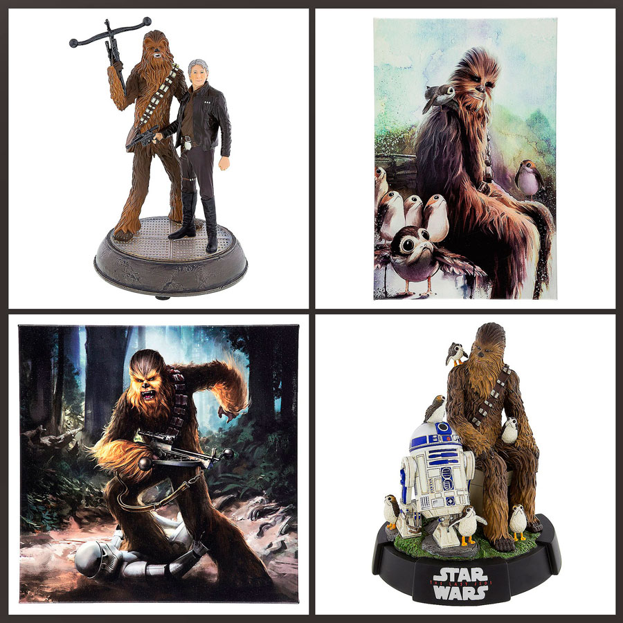 Chewbacca Collectables