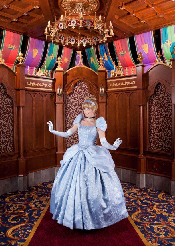 Meet Cinderella at Royal Hall