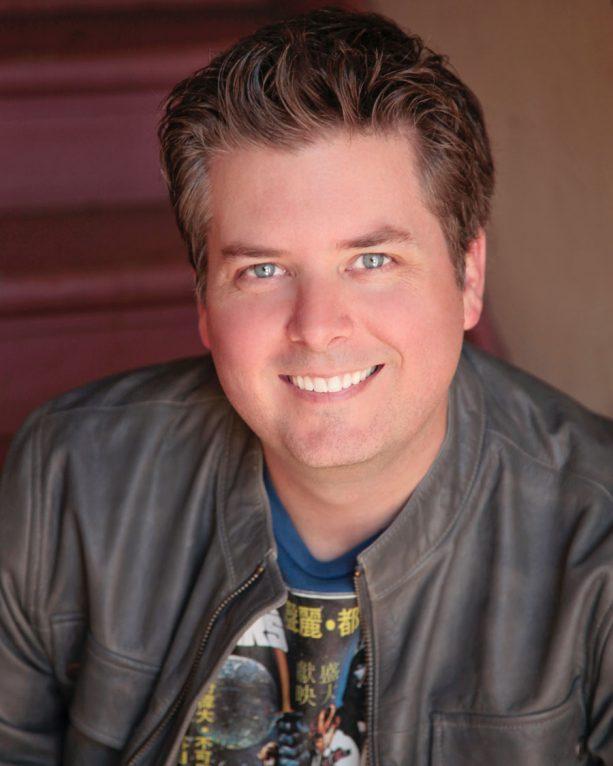 Actor David Collins