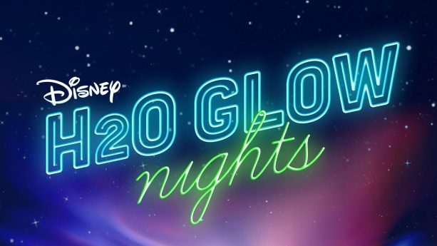 Image result for h2o glow nights at disney world
