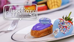 Appetizers, at Disneyland Resort
