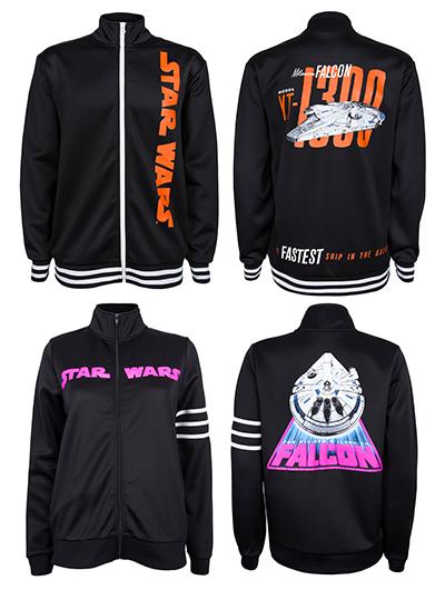 New Star Wars Jackets Merchandise