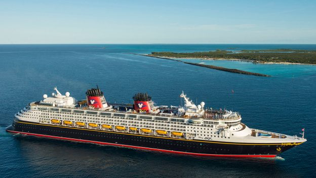 Disney Cruise Line Itineraries and Home Ports for Fall 2019