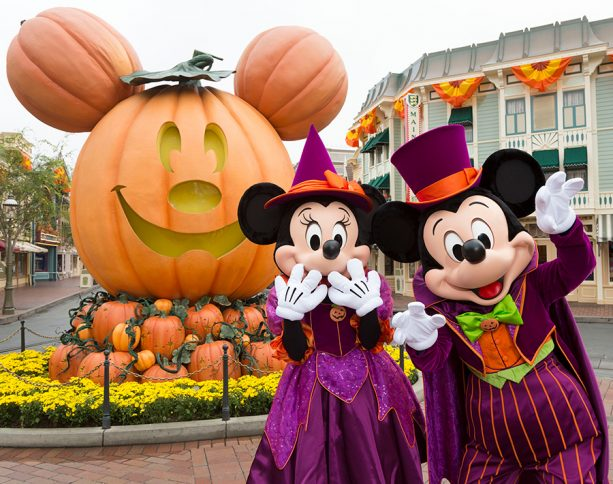Halloween Time at the Disneyland Resort Returns