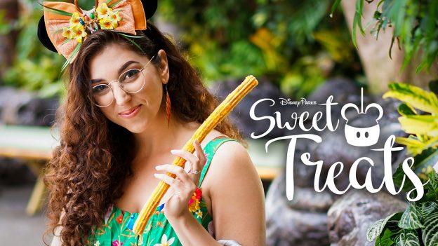 Sweet Treats, Disney Parks June 2018