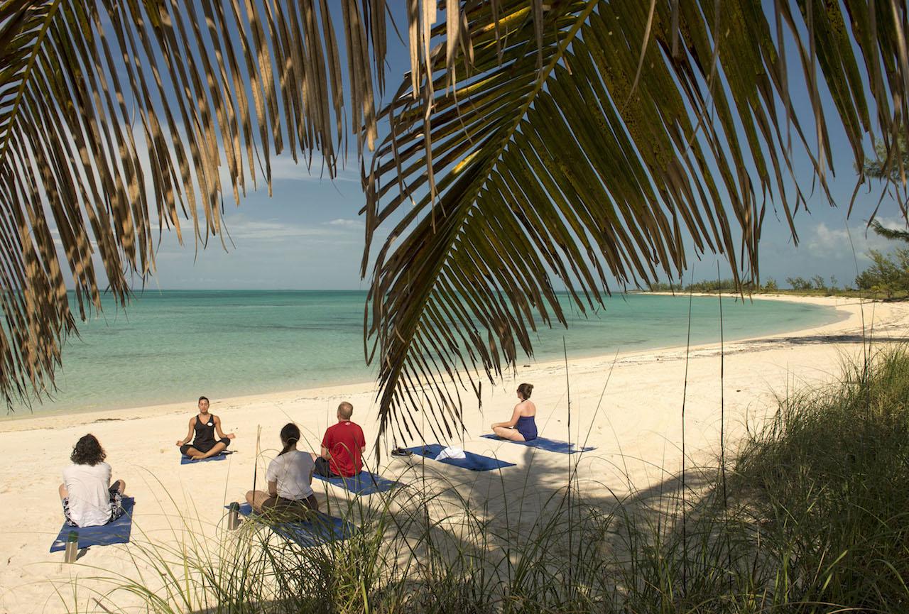 Serenity Bay on castaway Cay