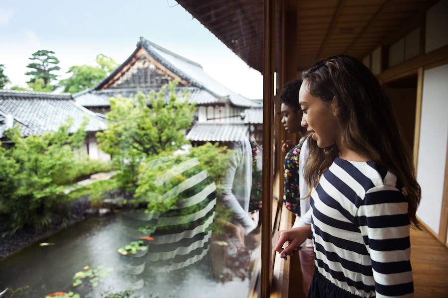 Family Explores Japan with Advernture by Disney