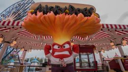 Angry Dogs at Pixar Pier