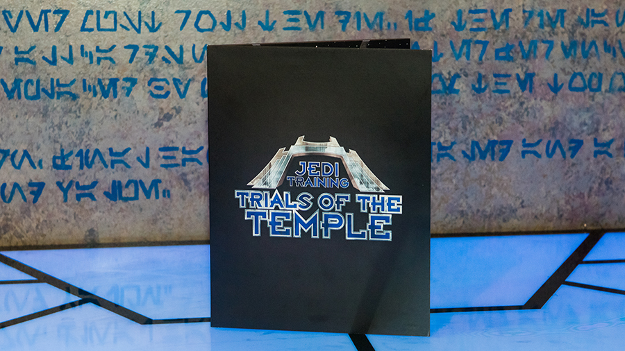 Jedi Training: Trials of the Temple Photos Captured by Disney PhotoPass Service
