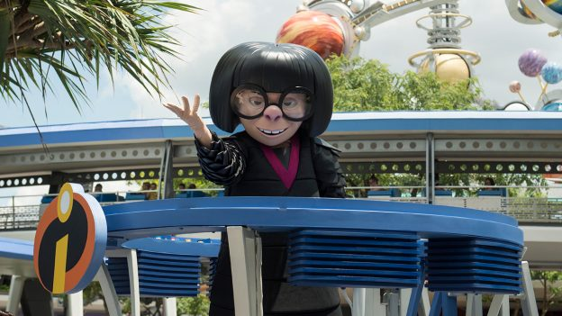 The Incredible Tomorrowland Expo Celebrates Disney Pixar S Incredibles 2 And All Things Super