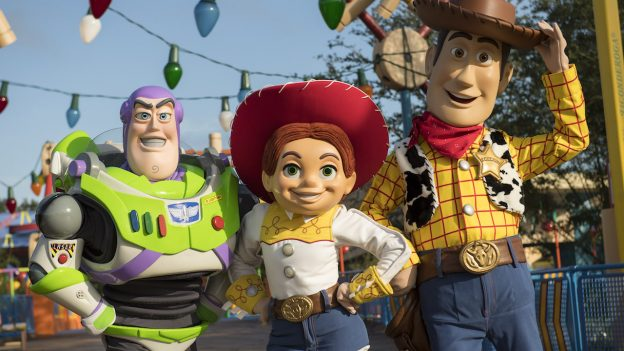 Walt disney world character meet and greets ultimate guide toy story land just opened and here guests can meet and greet buzz lightyear woody and jessie and watch the green army patrol m4hsunfo