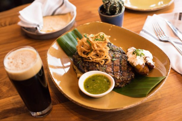 Creekstone Ribeye Steak at Frontera Cocina for Disney Springs Brews and BBQ