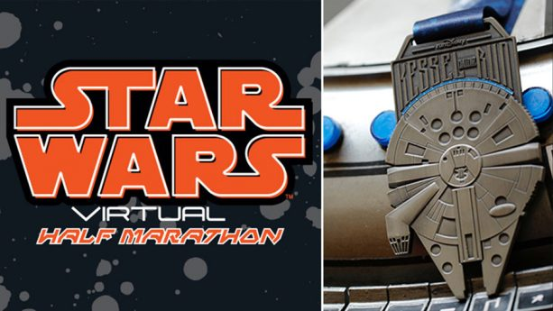 star wars virtual half marathon