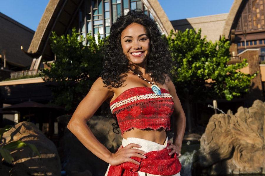 Moana at Aulani, a Disney Resort & Spa