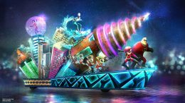 New 'Incredibles' Float