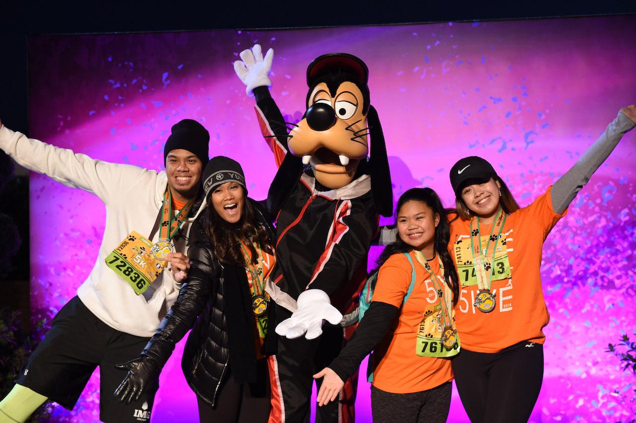 25th annual Walt Disney World Marathon - 5K