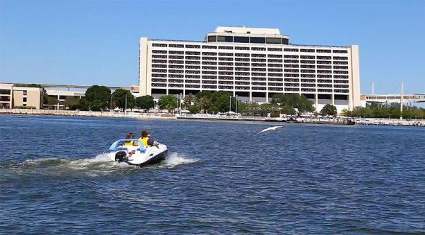 Boat rentals at select Walt Disney World Resort Hotels