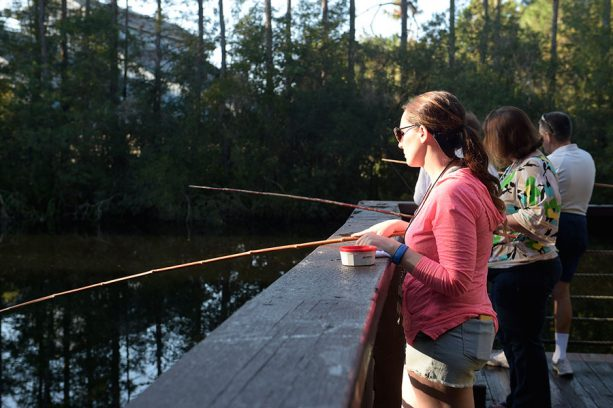 Fishin' Hole at Old Man Island at Disney's Port Orleans Resort – Riverside