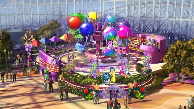 New Pixar Pier Attraction to Open in 2019