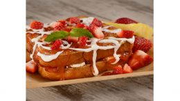 Guava-stuffed French Toast