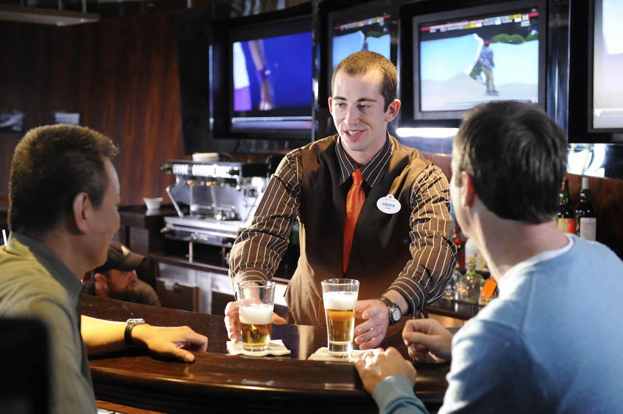 Adults at O'Gills Pub
