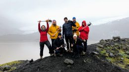 Group ice hiking photo on Adventures by Disney Iceland vacation