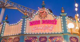 Bing Bong's Sweet Stuff - Disney California Adventure park