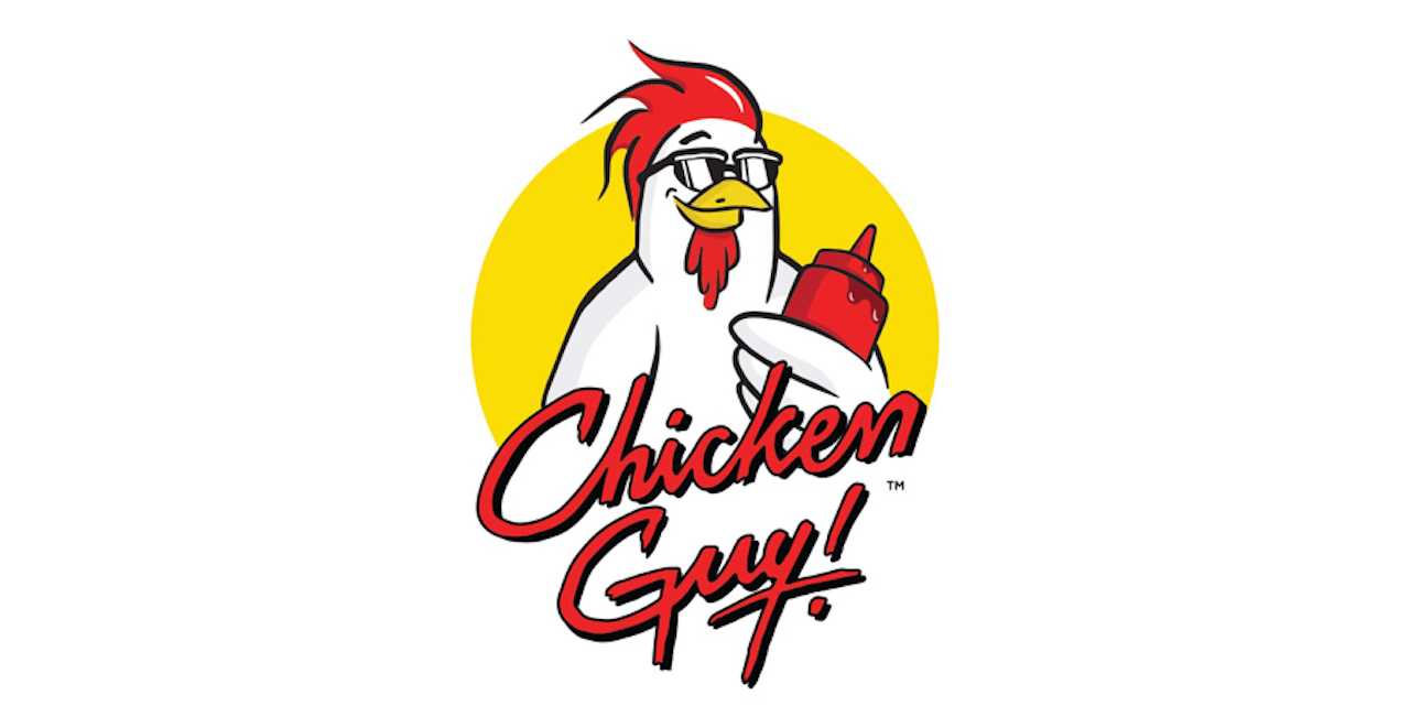 Chicken Guy! Logo at Disney Springs