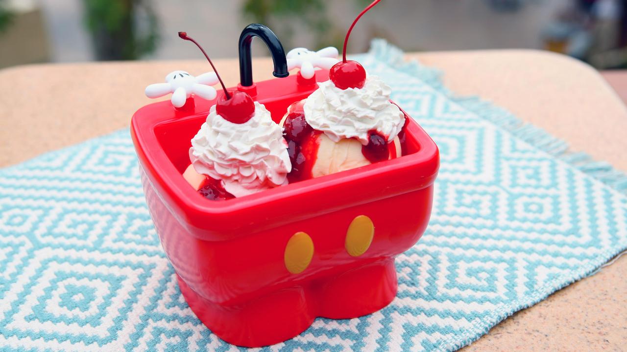 Enjoy a Mickey-Themed Treat for National Ice Cream Day! | Disney ...