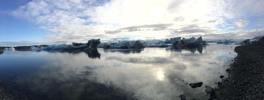 Vatnajokull and Jokulsarlon Glacier Lagoon on Adventures by Disney Iceland Vacation
