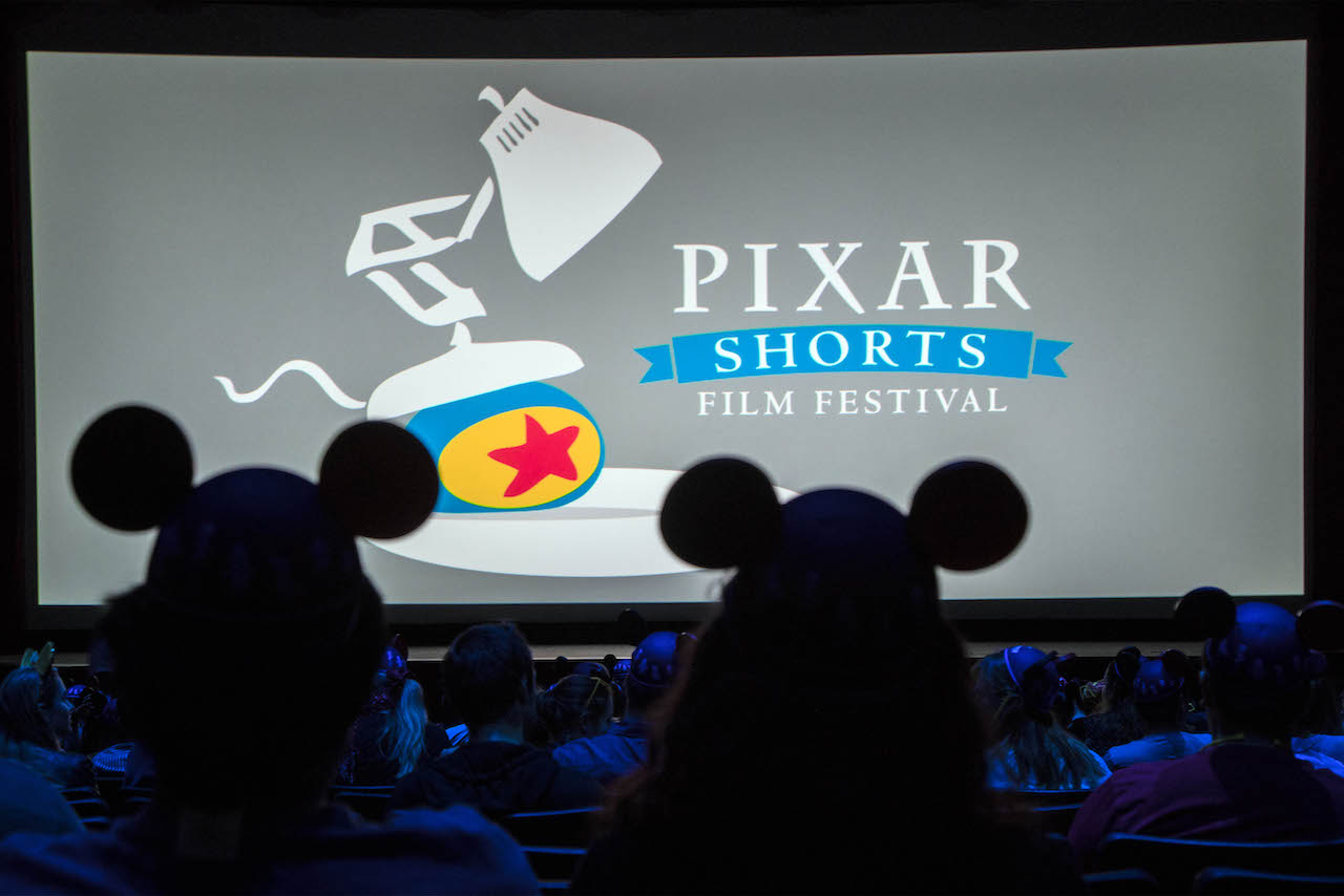 Pixar Shorts at Disney California Adventure