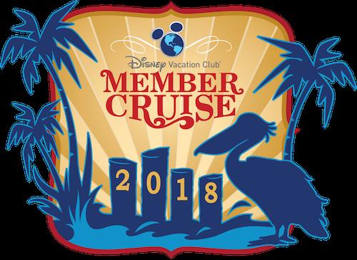 Disney Vacation club Member Cruise Logo