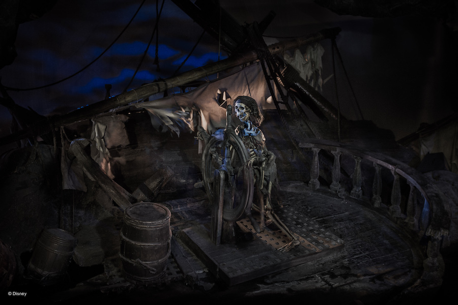 PhotoPass Picture from Pirates of the Caribbean at Magic Kingdom Park