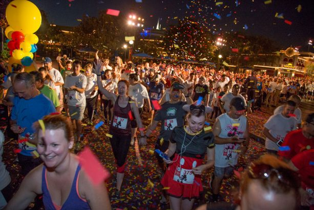 Cast Member, Friends and Family 5K at the Disneyland Resort