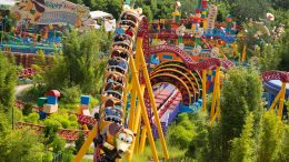 Slinky Dog Dash in Toy Story Land at Disney's Hollywood Studios