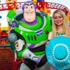 Disney Parks Blog Toy Story Land Celebration guest meets Buzz Lightyear