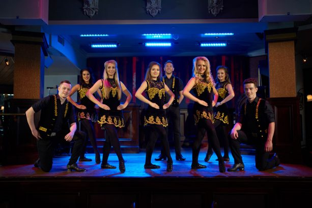 New Entertainment Dazzles at Raglan Road